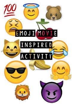 Emoji Inspired Activity