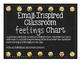 Emoji Themed feelings Chart for the classroom