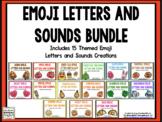Emoji Letters and Sounds Bundle