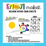 Emoji Maker- Paper Project perfect for Distance Learning!