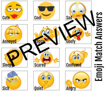 Emoji Match
