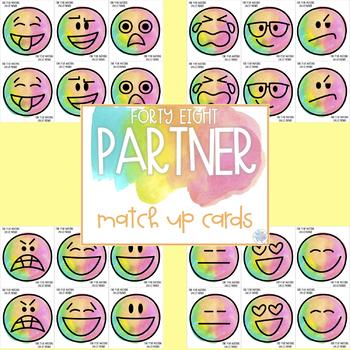 Emoji Match Up