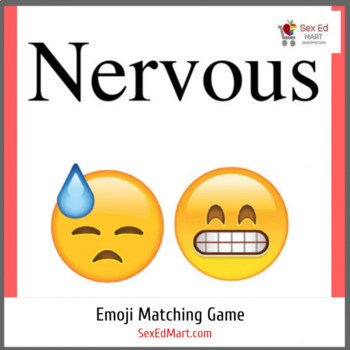 Emoji Matching Game
