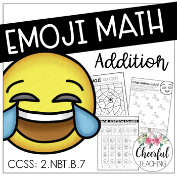 Emoji Math: Addition