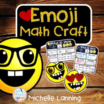 Emoji Math Craft