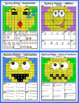 Emoji Math Mystery Pictures: 2nd Grade Math Skills