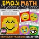 Emoji Math Mystery Pictures Bundle 2