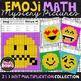 Emoji Math Mystery Pictures Bundle 2