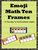 Emoji Math Ten Frames