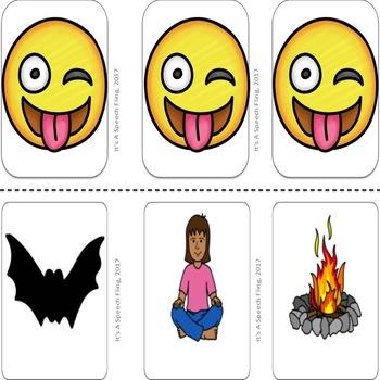 Emoji Memory: Articulation Edition