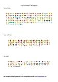 Emoji Mindmap Vocabulary Activity Builder for Language Classroom