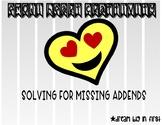 Emoji Missing Addends