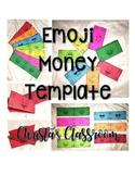 Emoji Money Template