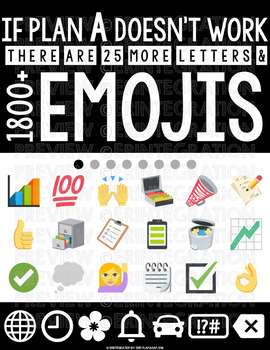 Emoji Motivational Posters