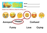 Emoji Movie Activity
