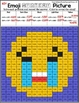 Emoji Multiplying and Dividing Decimals Mystery Pictures