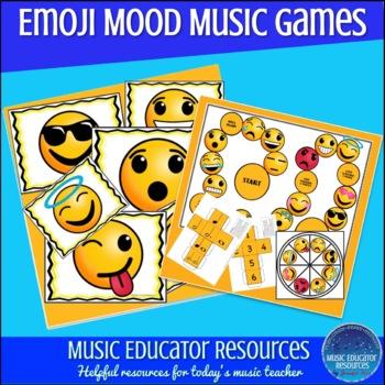 Emoji Mood Music Games