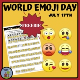 Emoji Mystery Message Freebie