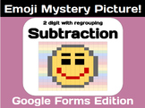 Emoji Mystery Picture - Paperless Google Form!