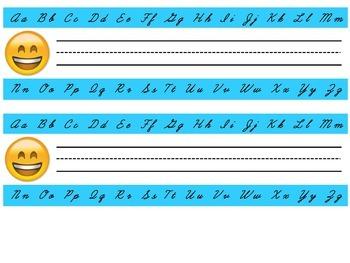 Emoji Name Plates