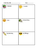 Emoji Note Taking Graphic Organizer