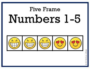 Emoji Number Talks