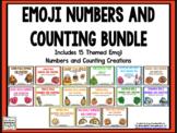 Emoji Numbers and Counting Bundle