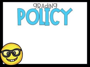 Emoji Open House Presentation & Forms