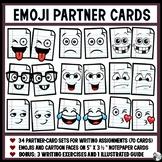 Emoji Partner Cards
