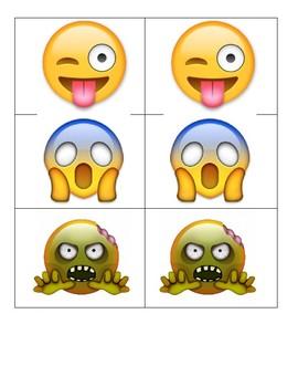 Emoji Partner-Cold Call Cards