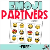 Emoji Partner Match-Up Card
