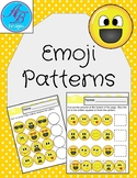 Emoji Patterns. No Prep.Review. Centers. Fun Patterns