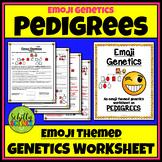 Emoji Pedigree Worksheet