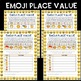 Emoji Place Value Activity - Differentiated
