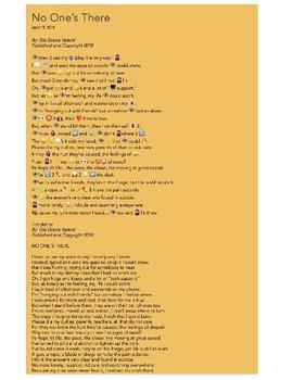 Emoji Poem
