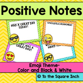 Emoji Positive Notes