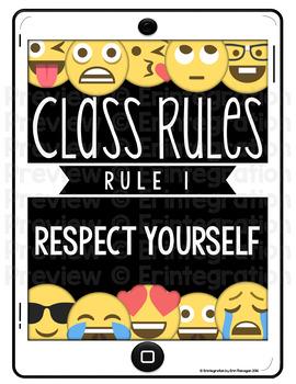 Editable Posters Emoji Theme