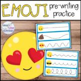 Emoji Pre-Writing Practice for Preschool