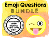 Emoji Questions BUNDLE