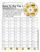 Emoji Race to the Top ~ Addition and Subtraction Facts