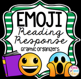 EMOJI Reading Response: Graphic Organizers for Fiction and