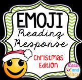 Emoji Reading Response ~ Christmas Edition
