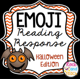 Emoji Reading Response Homework ~ Halloween Edition