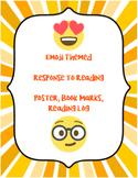 Emoji Response to Reading Package