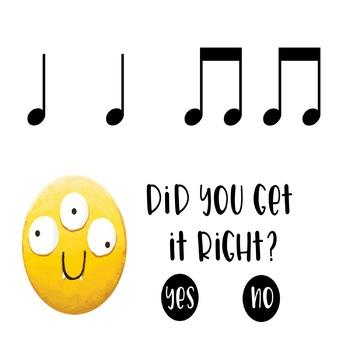 Emoji Rhythms - Ta Rest