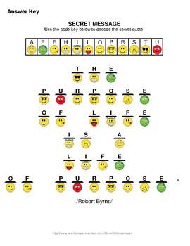 Cryptogram Puzzle