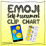 Emoji Self-Assessment Clipchart