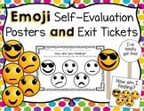 Emoji Classroom Assessment Tools Set