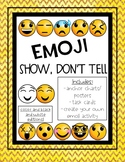 Emoji Show Don't Tell