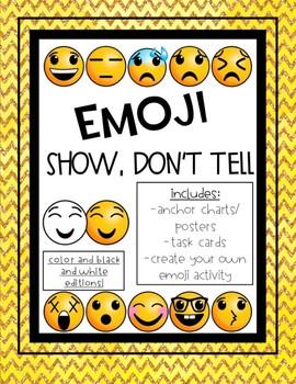 Emoji Show Don't Tell